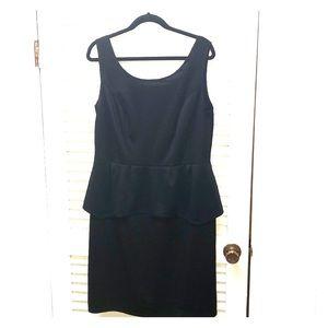 Ashley Stewart- Black Dress- 14/16